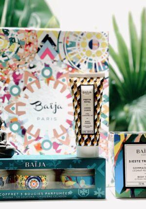 Coffrets cadeaux Baïja